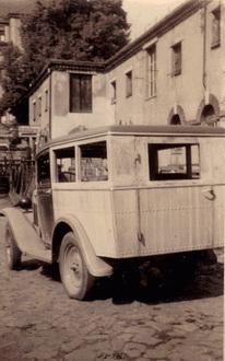 Kombinationskraftwagen Kleintransporter ohne Anhänger