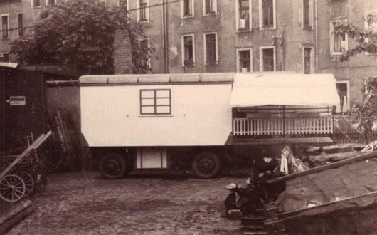 Aufbau - Umbau Anhänger Wohnwagen für Ostseebad