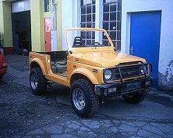 Gebrauchtfahrzeug Suzuki-Samurai
